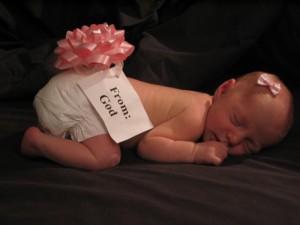 Janie new born