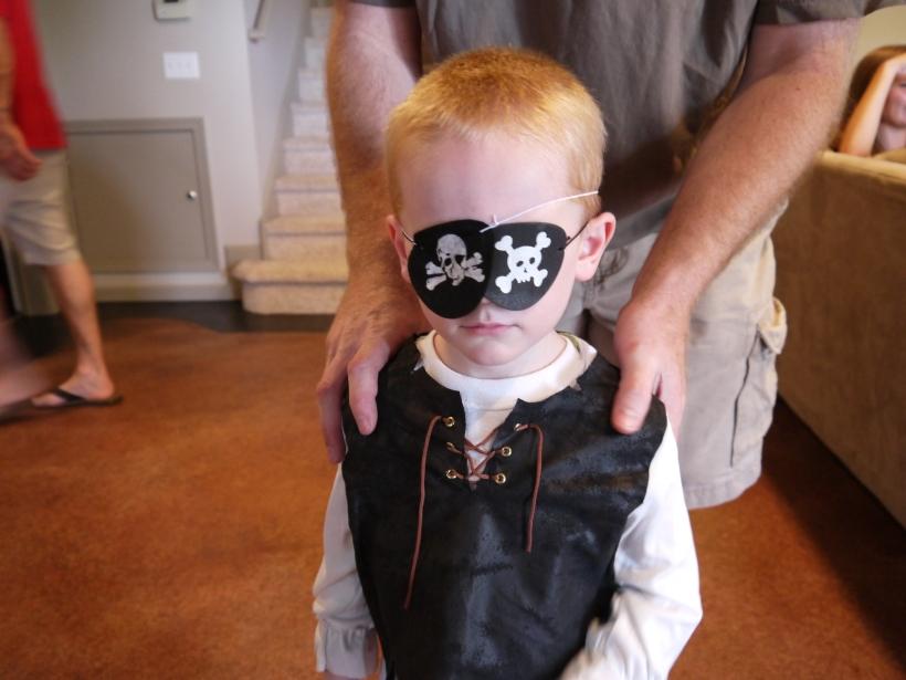 Nolan's 4th birthday party 033