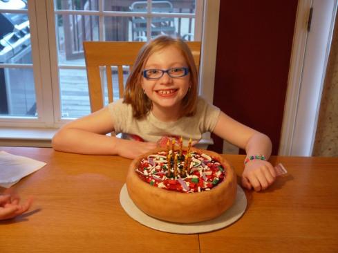 Janie's 8th birthday 081