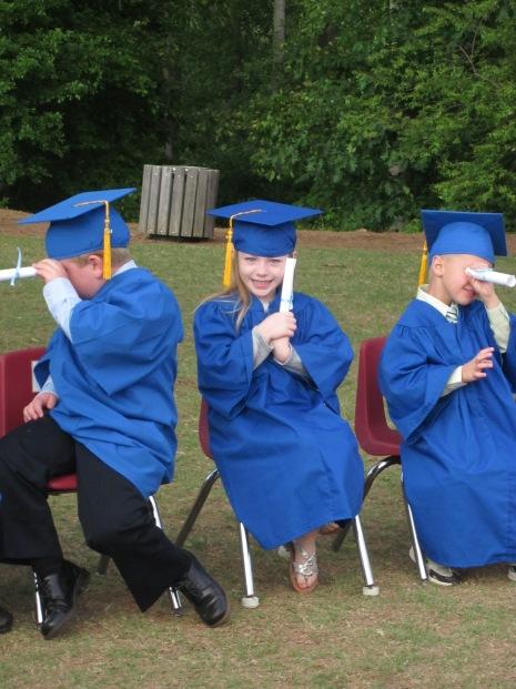 PreK Graduation 020